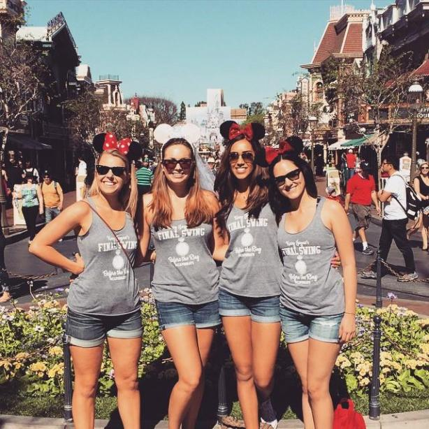 bachelorette disney group