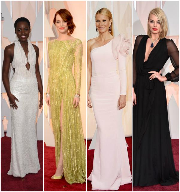 Oscars 2015 Collage